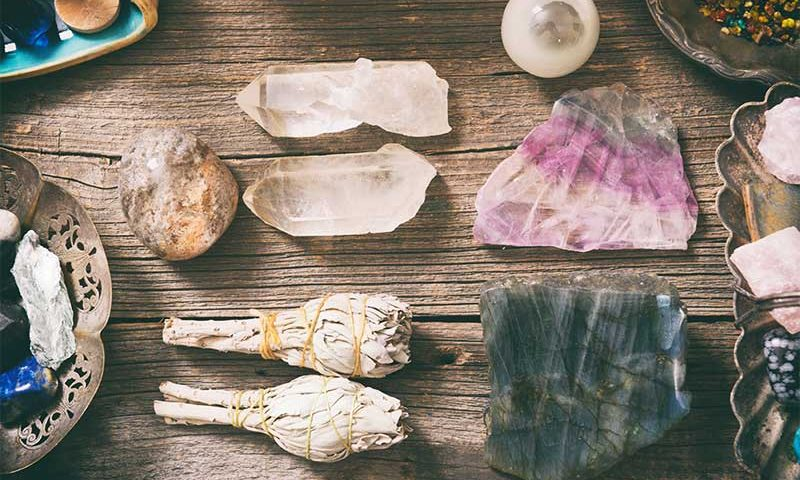 Healing Natural Gemstones | Jake