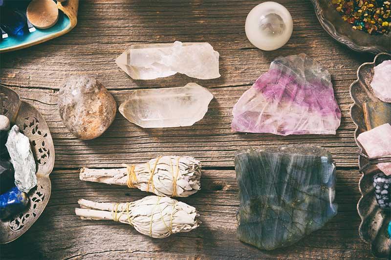 Healing Natural Gemstones | Jake