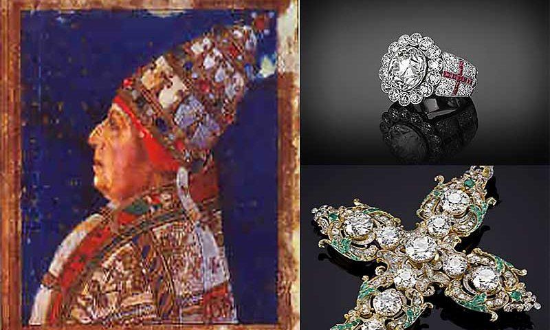 Papal Jewellery Attributes   JAKE Blog