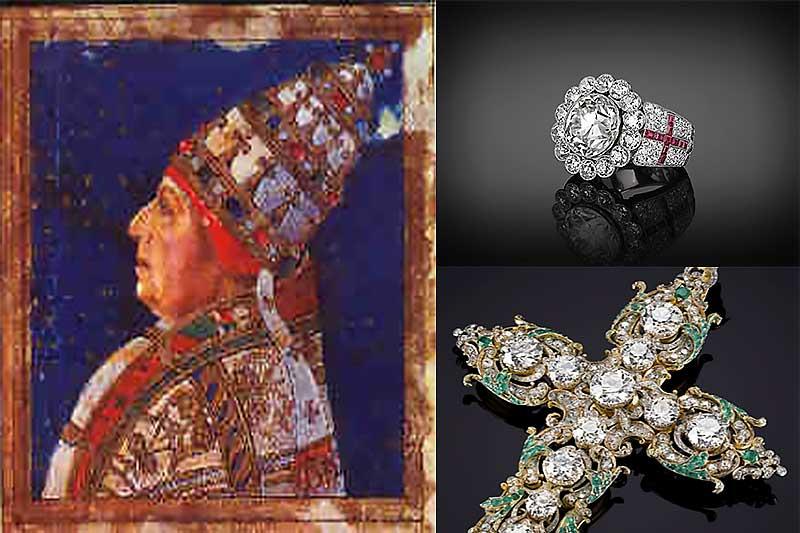 Papal Jewellery Attributes | JAKE Blog