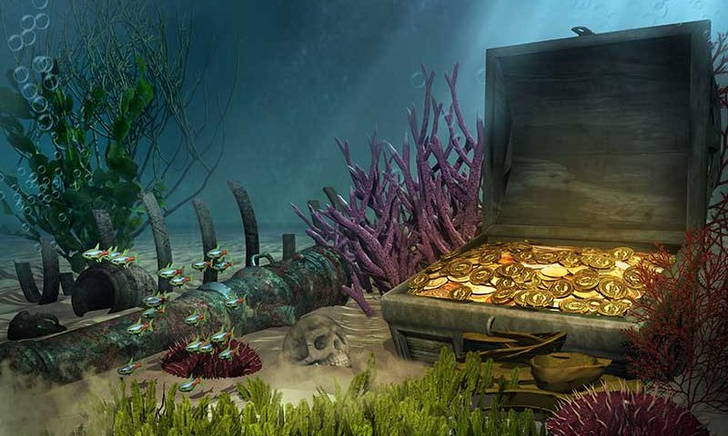 Sunken Treasure Ships: Riches up for Grabs! | JAKE Blog