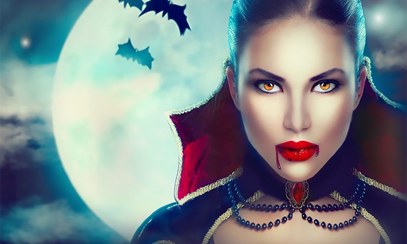 Halloween, Vampires and Cross Jewellery | JAKE Blog