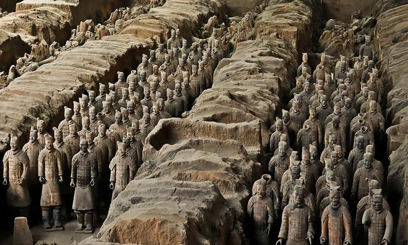 Terracotta Army: The Dead Army of Qin Shi Huang | JAKE Blog